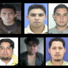 Integrantes de red criminal capturados en Quetzaltenango