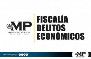 FISCALIA DELITOS ECONOMICOS