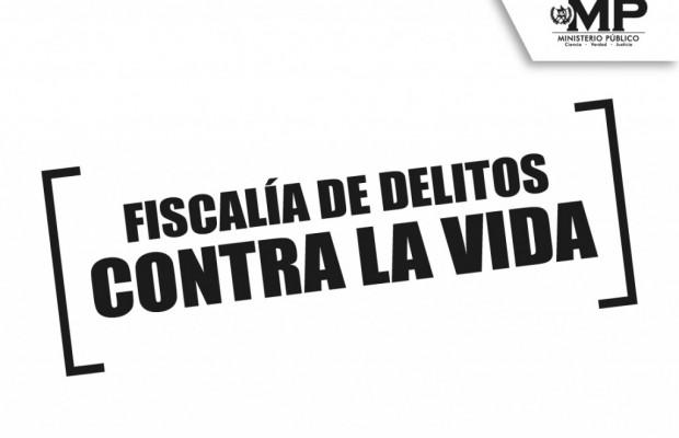 FISCALIA DELITOS CONTRA LA VIDA