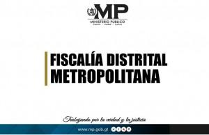 FISCALÍA METROPOLITANA