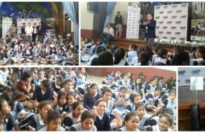 Ambiente en la escuelaDolores Bedoya de Molina
