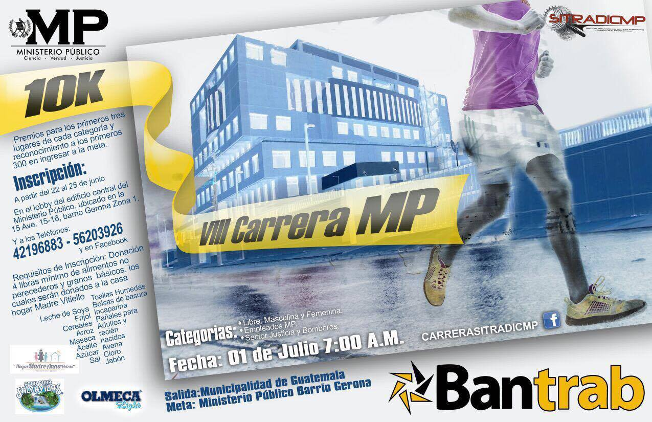 VIII Carrera MP